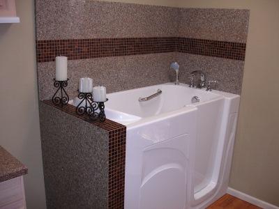 Walk In Bathtub Installation Lyons MI